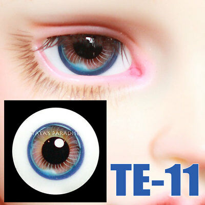 BJD Doll Glass Eyes 12//14//16//18//20mm 1//3 1//4 1//6 1//8 Eyes SD MSD YOSD 1Pair DP01