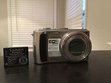 Panasonic LUMIX DMC TZ 50 9MP Digital Camera 10X Wide Angle Mega Optical Zoom