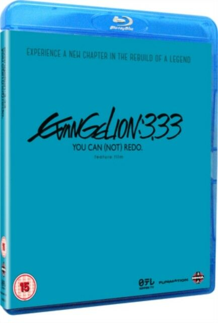 Neuf Evangelion 3.33 - You Peut (Pas) Redo Blu-Ray