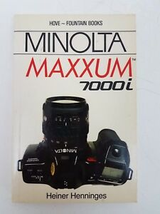 manual minolta 7000