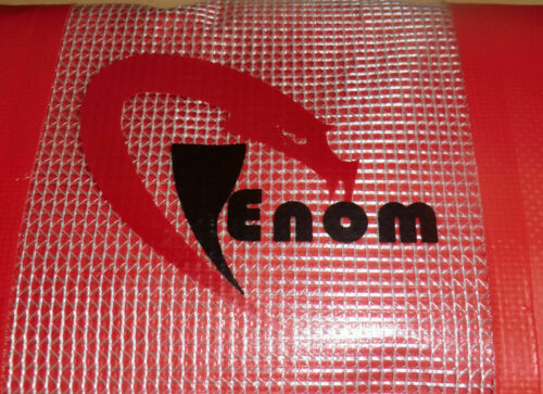 Venom Red Dry Bags 6tl up to 100lt with Strap