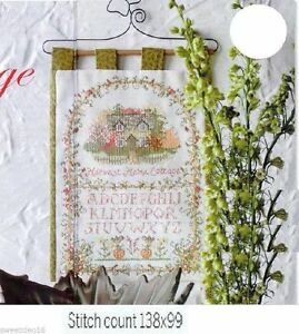 COUNTRY-COTTAGE-CROSS-STITCH-PATTERN-ONLY-R20M2