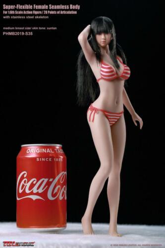 TBLeague 1//6 Female Seamless fille asiatique complet Figurine Avec Tête S34 PHICEN ❶ USA ❶