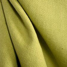 Montego Pear Green  Hemp Upholstery Fabric