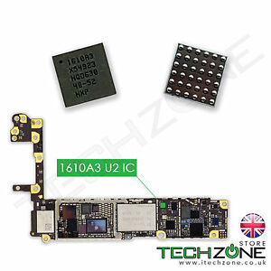 more photos 9bc92 35d60 Details about U2 Power Charging ic 1610A3 Tristar Chip for iPhone 6 6 Plus  SE iPhone 6S, Plus