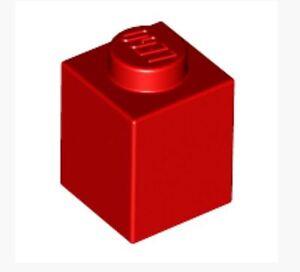 300521 _LEGO Brick 1x1(3005)_Bright Red(Lot of 5)