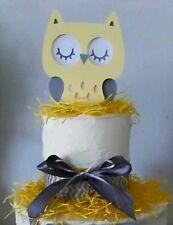 Owl Cake Topper Baby Shower/Bridal Shower/Wedding/ Party