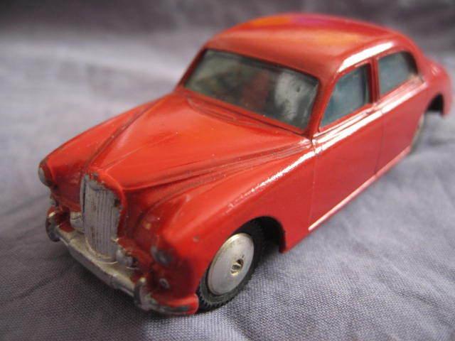 Corgi Toys Riley Pathfinder 1 43 1956