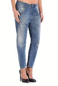 Image is loading Womens-Diesel-Jeans-Fayza-NE-Jogg-Sweat-0600U- c13a9baf3f3