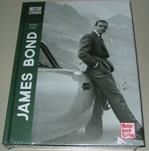 Motor-Legenden-Aston-Martin-007-Lotus-James-Bond-Siegfried-Tesche-Buch-Neu