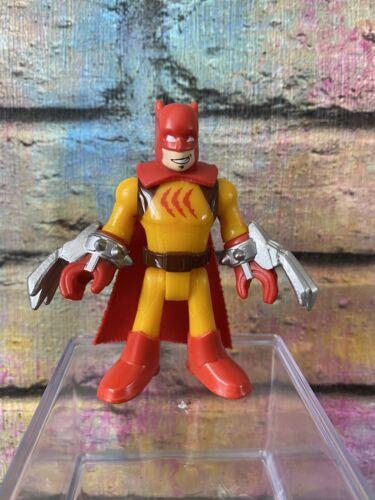 Imaginext Catman Figure Justice League Dc Universe Heroes Friends