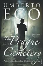 The Prague Cemetery,Umberto Eco, Richard Dixon- 9780099555971