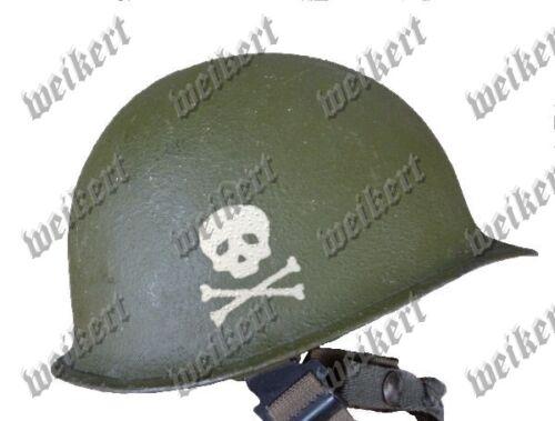 DECALS water decal US helmet insignia WWII 82nd Airborne Div 504th PIR DEC825