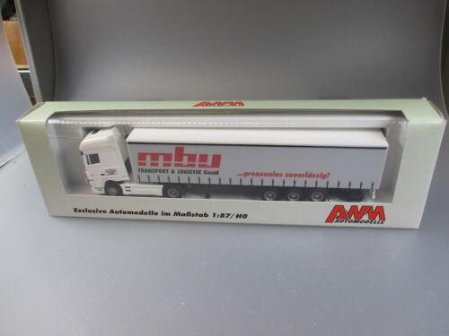 """AMW//AWM:Nr.56741 DAF STZ /""""MBU Transport /& Logistik GmbH/"""" SSK53"""