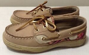 Sperry Top Sider girls Back to School