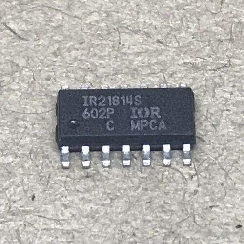1PCS IR21814S DRIVER HIGH//LOW SIDE 14SOIC IC Best Price Quality