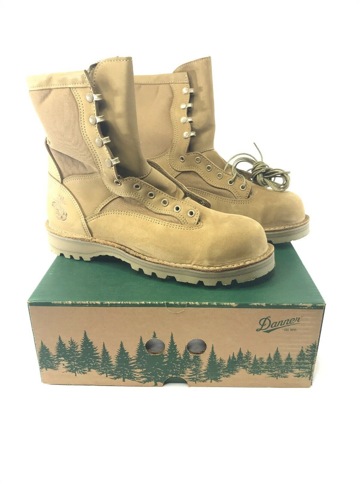 Danner Marine Expeditionary Boots HOT ST NIB USMC 11.5 R