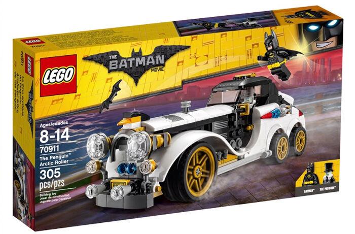 Lego 70911 película de Batman  el rodillo de pingüino ártico (nuevo Sellado)