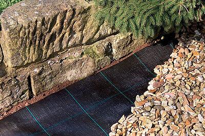 50m² Heavy Duty Diserbo Tessuto Membrana Foglio Di Copertura Del Terreno Giardino Parassiti Erba- Sconto Complessivo Della Vendita 50-70%