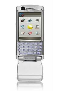 unlocked sony ericsson p990 p990i 3g phone t9 qwerty keyboard rh ebay com Sony Ericsson P990i Themes Review Sony Ericsson P990i