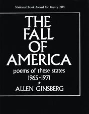 The Fall of America: Poems of These States 1965-1971 (City Lights Pocket Poets