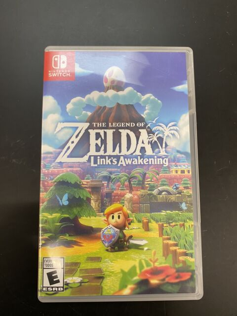 The Legend of Zelda: Link's Awakening (Nintendo Switch, 2019)-used
