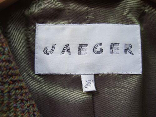 Jacket 10 Jaeger Size Jacket Ladies Size Ladies Jaeger q07xpwR4X
