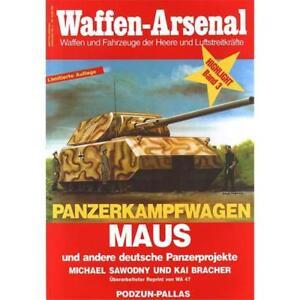 Waffen-Arsenal-Highlight-WaHL-3-Panzerkampfwagen-MAUS-und-andere-deutsche-Panz