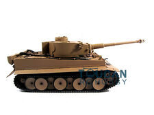 100% Metal Mato 1/16 Tiger I RC Tank KIT Model Infrared Barrel Yellow 1220