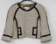 thumbnail 1 - Joseph-Ribkoff-Cropped-Tweed-Jacket-Shrug-Brown-Ivory-Black-Size-6-NEW-279