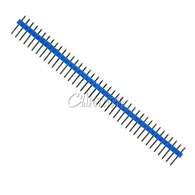 10Pcs 40 Pin 1x40 Male 2.54mm Breakable Single Row Pin Header Connector JBHCCTB