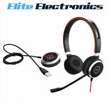 Jabra Evolve 20 Uc Stereo Mono Headset For Sale Online Ebay