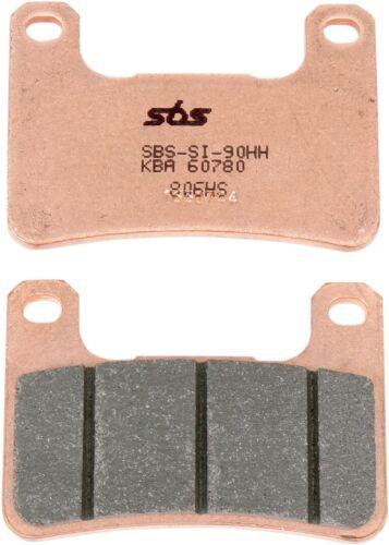 NEW SBS 806HS HS Sintered Brake Pads
