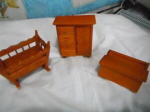 nursery furniture cradle wardrobe ottoman - bellshill, North Lanarkshire, United Kingdom - nursery furniture cradle wardrobe ottoman - bellshill, North Lanarkshire, United Kingdom