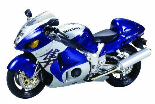 Tamiya Suzuki Gsx1300r Hayabusa 1/12 Scale Motorcycle Kit 14090 | eBay
