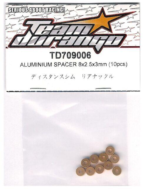 Team Durango DEX410 V4 Ceramic Ball Bearing Kit by ACER Racing World Champions
