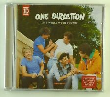 Maxi CD - One Direction - Live While We're Young - #A1977 - Neu