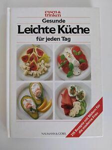 Gesunde-leichte-Kueche-fuer-jeden-Tag-Essen-und-Trinken-Buch-Zustand-sehr-gut
