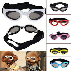 Eye-Protect-UV-Goggles-Sunglasses-Eye-Wear-For-Small-Pet-Dog-with-Anti-fog-Lens