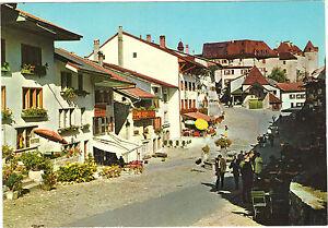 Suisse-cpsm-GRUYERES