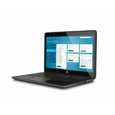 "HP ZBook 14 G2 Mobile Workstation 14"" i5-5200U 2.2GHz 8GB 500GB Windows 10 Pro"