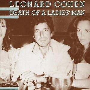 Leonard-Cohen-Death-Of-A-Ladies-039-Man-NEW-CD