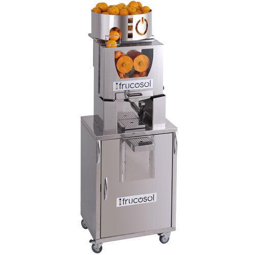 Frucosol Saftpresse Oranges Presse de libre-service, 20 - 25 Oranges Min.