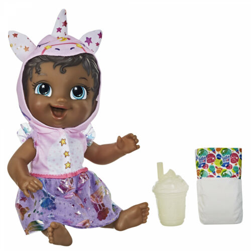 Unicorn Brand New Kid Toy Gift Baby Alive Tinycorns Doll