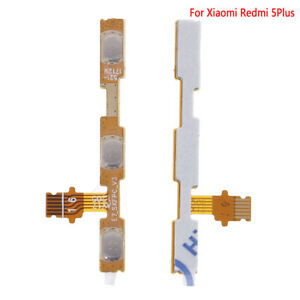 1Pc-Volume-button-power-switch-on-off-button-flex-cable-for-Xiaomi-Redmi-5PQ6Q