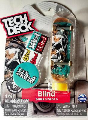 Tech Deck 96mm Blind Series 8 Set 20th Anniversary NEW Tech-Deck