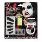 Vampiress Vampire Make up Makeup Kit Halloween Fancy Dress Face Paint Set