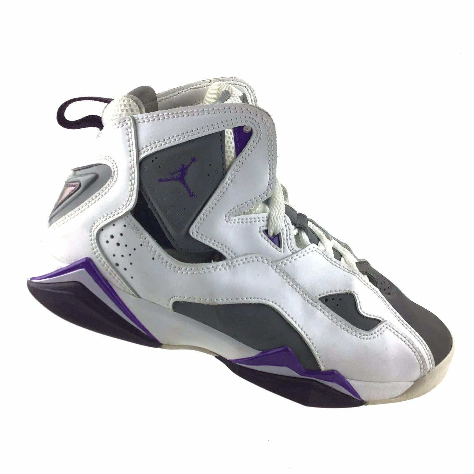 Nike Air Jordan True Flight 6Y White