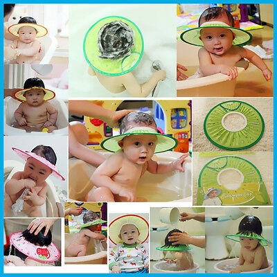 [Manito Shampoo Cap] Baby Kid Child Adult Shampoo Bath Shower Cap Hat Wash Hair