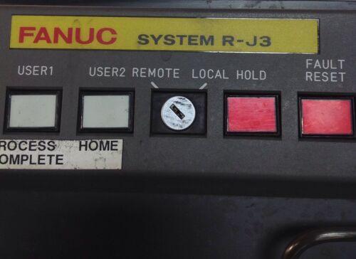 FANUC OPERATOR PANEL A05B-2401-C017 101056